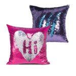 Reversible Sequin Mermaid Pillow Case