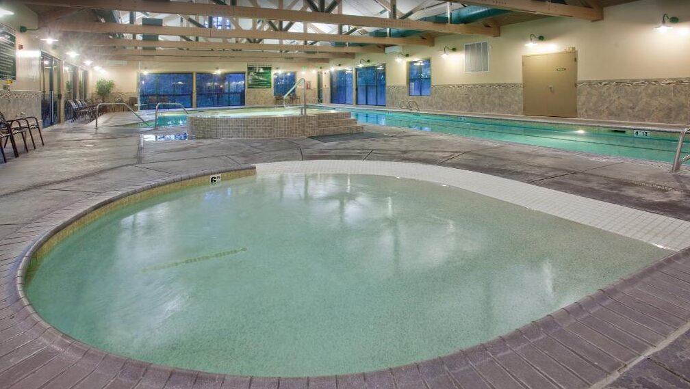 Running Y Ranch Indoor Pool