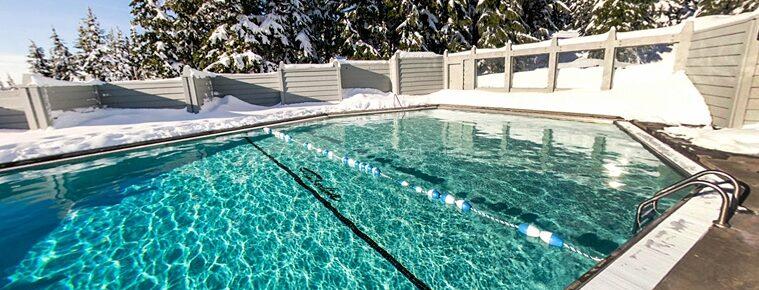 Timberline Lodge Pool