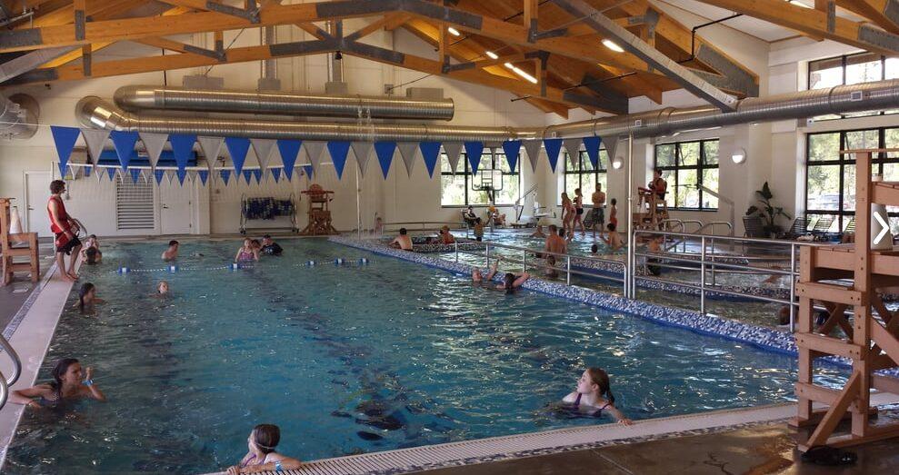 SHARC Center Indoor Pool at Sunriver