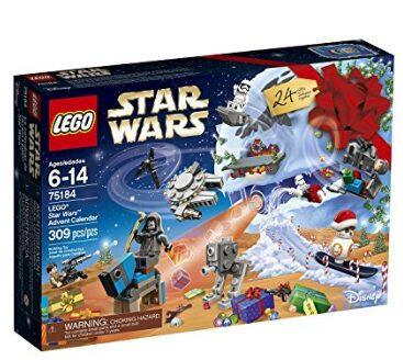 Star Wars Advent Calendar at the Lego Store – $39.99 + Bonus Items