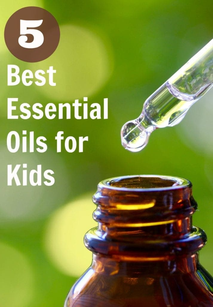 The 5 Best Essential Oils for Kids