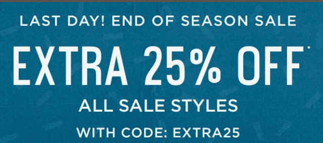TOMS Shoes Sale – Extra 25% OFF Sale Items! Shoes Start at $15!