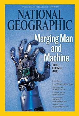 National Geographic Magazine – $19 for One Year ($1.58 an Issue)!