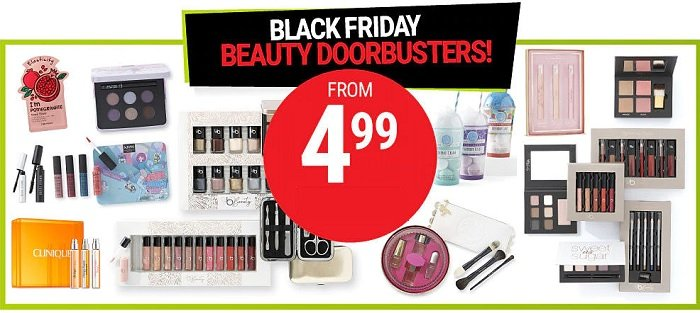 Beauty Gift Sets From $4.99 + Free Shipping + Free Gifts From Belk!