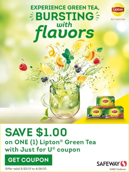 How to Brew the Best Cup of Green Tea + $1 Off Coupon for Lipton Green Tea – #FillUpToFeelGood
