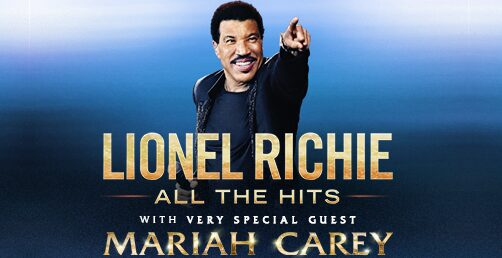Lionel Richie and Mariah Carey Discount Tickets