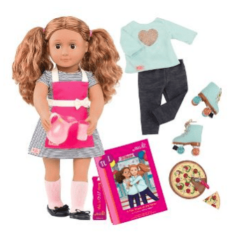 Our Generation Deluxe Dolls