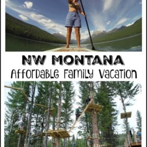 Northwest Montana Things to Do in the Summer