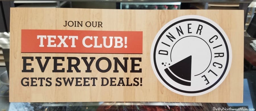 Papa Murphy's Dinner Club for Text and Email Coupons