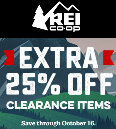 At the REI garage sale, the early bird gets the worm backpack. REI limits your time to 30 minutes, so at it was our turn at the deals. Thankfully, my wife and I had a game plan. The week earlier, I'd scoped-out new boots and she had her heart set on a new backpack. .