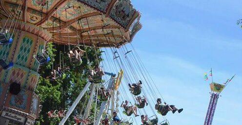 Portland Rose Festival City Fair – Free Admission for Military & Veterans
