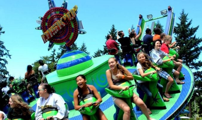 Wild Waves – Admission for 2 + Parking for just $62! (Valued up to $93)