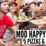 Mod Pizza Deal