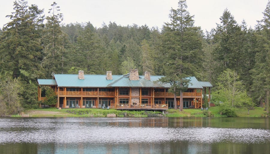 The Lodge at Lakedale Resort