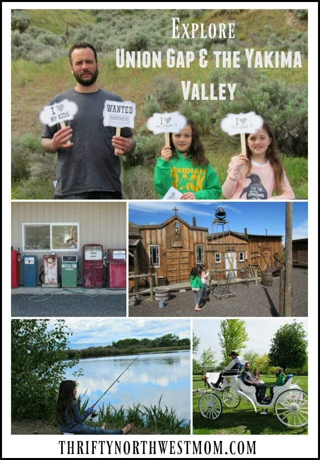 family trip to Yakima Valley and what to do