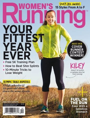 Womens Running Magazine – $6.99 for a One Year Subscription