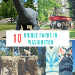 10 Unique Parks in Washington to Visit with Your Family