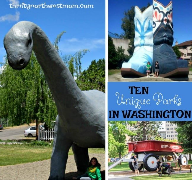 10 Unique Parks You Must Visit in washington
