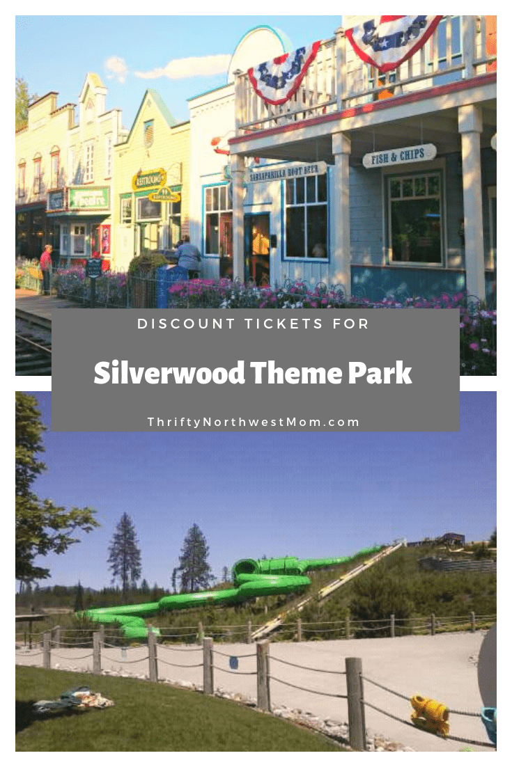 Discount Tickets for Silverwood