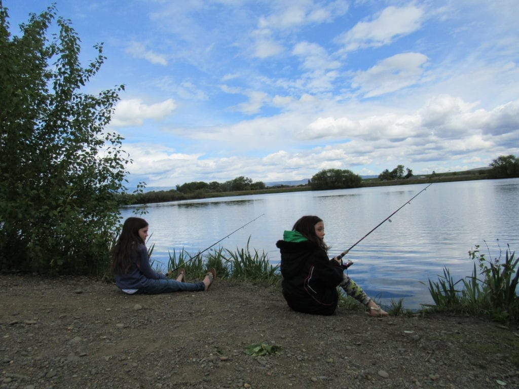 Free Fishing Weekends in Oregon, Washington & Idaho