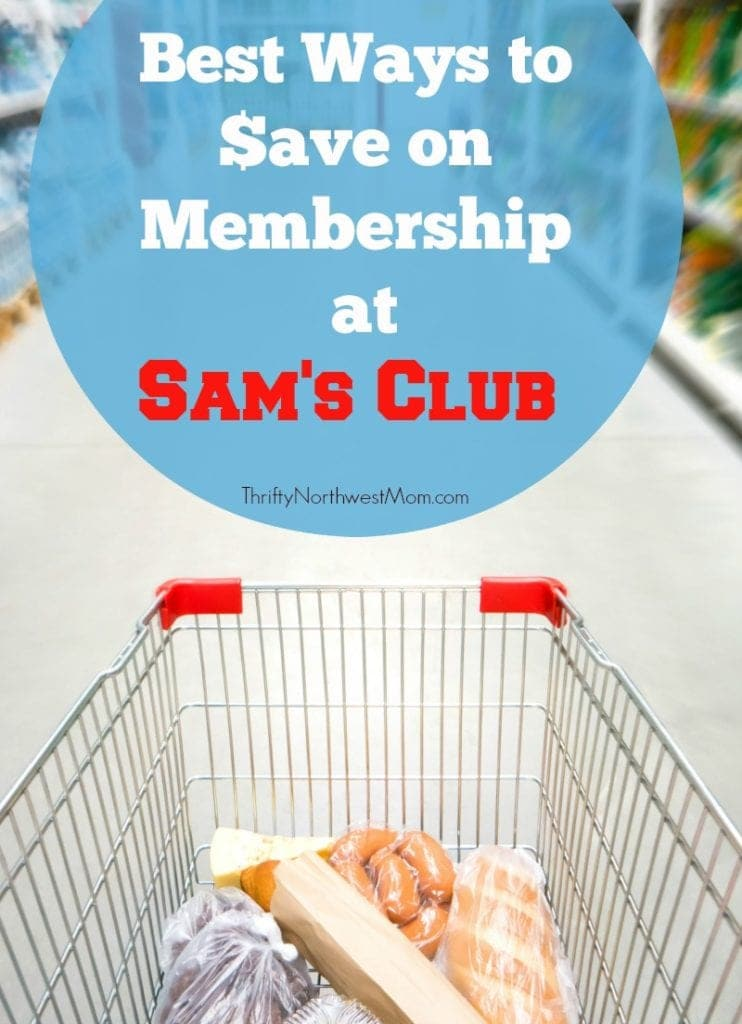 sams club membership deals 4 ways to save time money at sams club