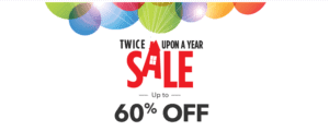Disney Store Sale - up to 60% off