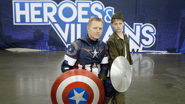 Heroes and Villains Fan Fest in Portland OR Discount Tickets