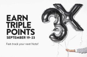 Nordstrom Rewards - Triple Rewards
