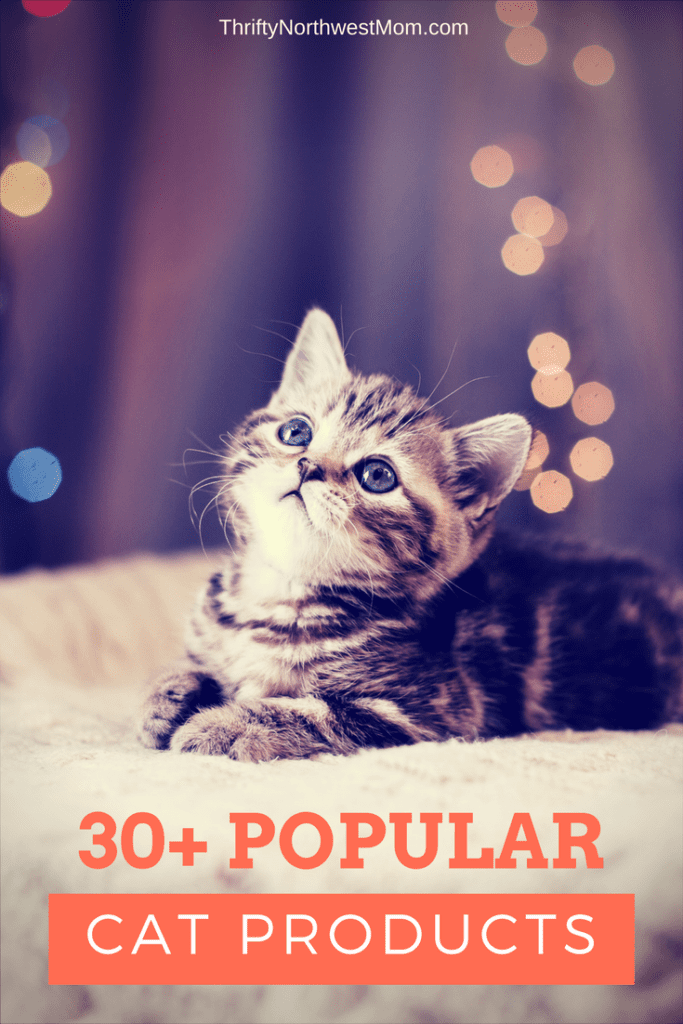 30+ Popular Cat Products