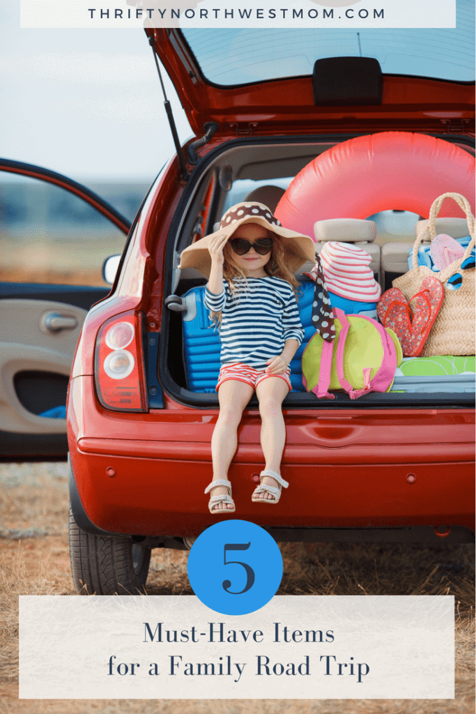 5 Must-Have Items for a Family Road Trip