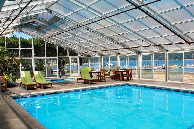 Alderbrook Resort Pool & Hot Tub