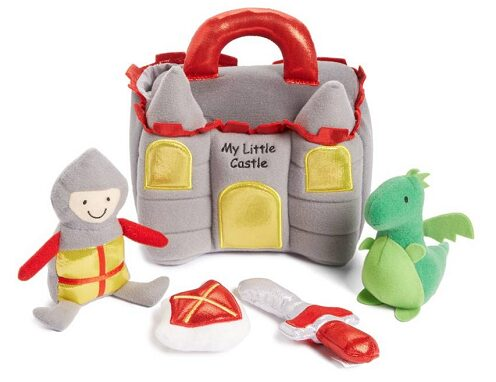 BABY GUND My Little Castle Play Set