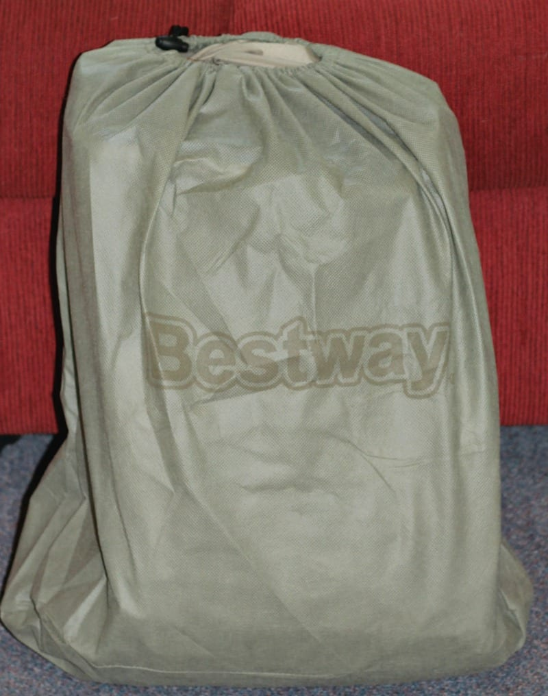 Bestway Fortech Airbed with Travel Bag