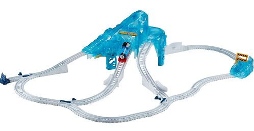 Fisher-Price Thomas & Friends TrackMaster Icy Mountain Drift