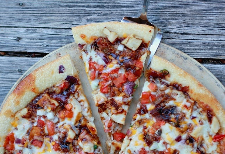 Papa Murphy's BBQ Chicken Take and Bake Pizza