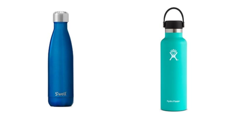 Reusable Insulated Water Bottles