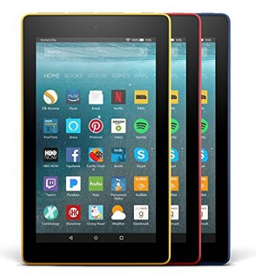 Fire Tablet 7 3 pack