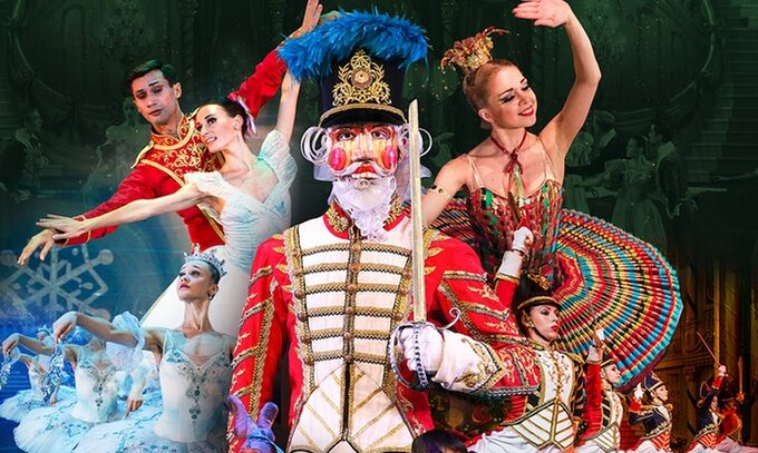 Moscow Ballet Great Russian Nutcracker Discount Tickets – As low as $23 (Reg $46)
