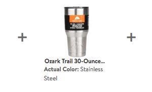 Ozark Trail Tumblers
