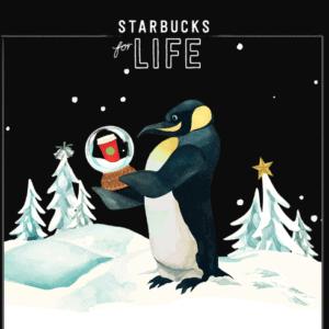 Starbucks Contest - Win Starbucks for Life