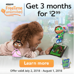 Amazon Free Time Unlimited