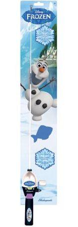 Shakespeare Disney Frozen Olaf Beginner's Starter Fishing Kit $4.97!