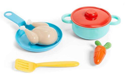 Simmer & Saute Toy Set