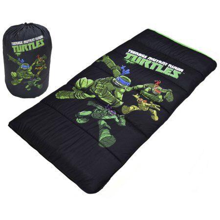 Teenage Mutant Ninja Turtle Sleeping Bag