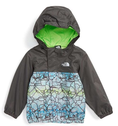 The North Face Tailout Hooded Rain Jacket $29.98 (Reg $50)