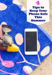 4 Tips to Keep Your Phone Safe in Summer