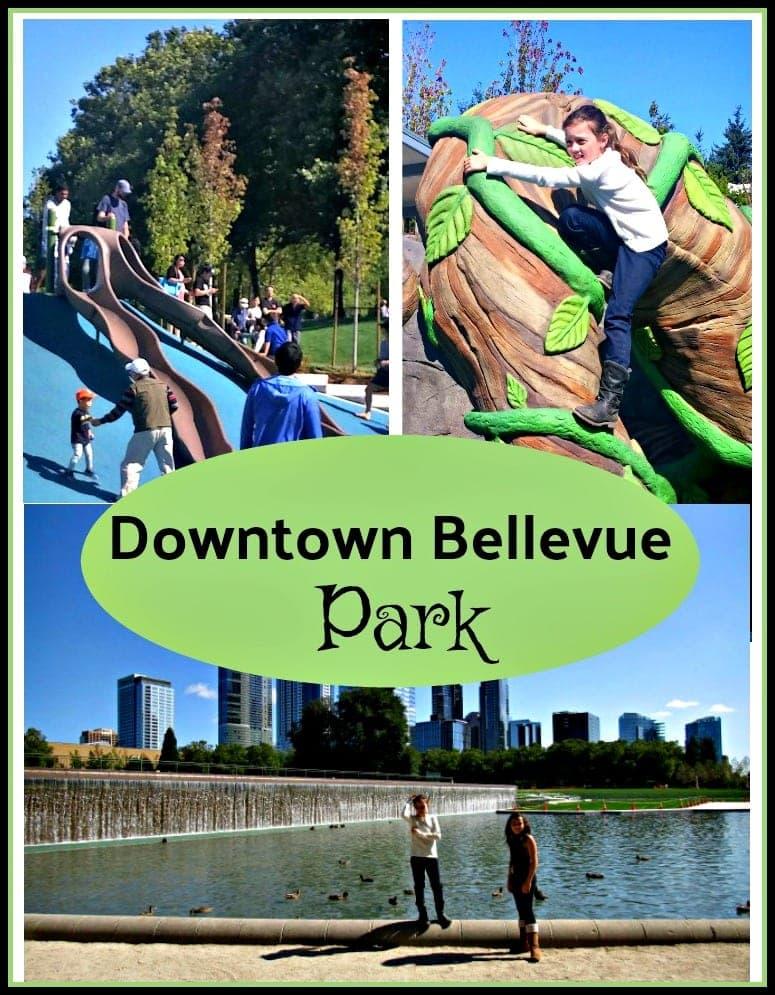 New Bellevue Downtown Park – Park Review