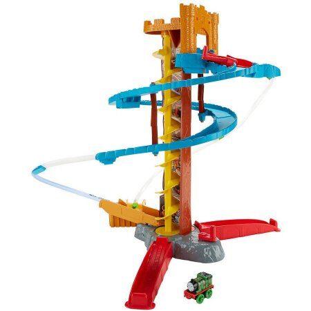 Thomas & Friends MINIS Twist-N-Turn Stunt Set $12.83 (Reg $17.78)