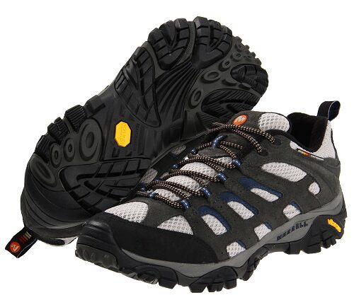 Merrell Moab Ventilator Shoes $49.99 (Reg $100)
